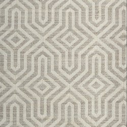 54 Inch Metallic Grey Fabric Prime Rose