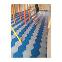 Tuff Floor Rubber Flooring Tiles, Size: 500 X 500 Mm , Thickness: 15-20 Mm