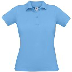 Ladies Collar T-Shirt