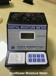 Sunflower Seed Digital Moisture Meter