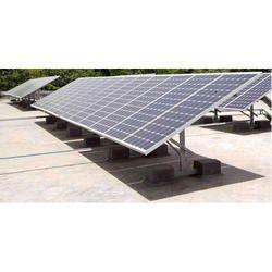 Off Grid Solar Power Panel Plant