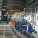 Commercial Scale Coating Line plant