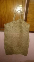 Jute eco friendly regular usable bag