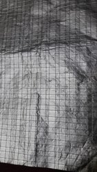 Glass Fibers Scrim Laminated Aluminum Foil