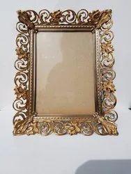 Brass Picture Frame Vintage