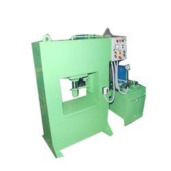 Angira C-Frame Press Lightweight Element Press Machine, Automation Grade: Semi-Automatic, Capacity: 40-100 Ton