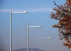 Ms, Hdg Gi Pole, for Street Light