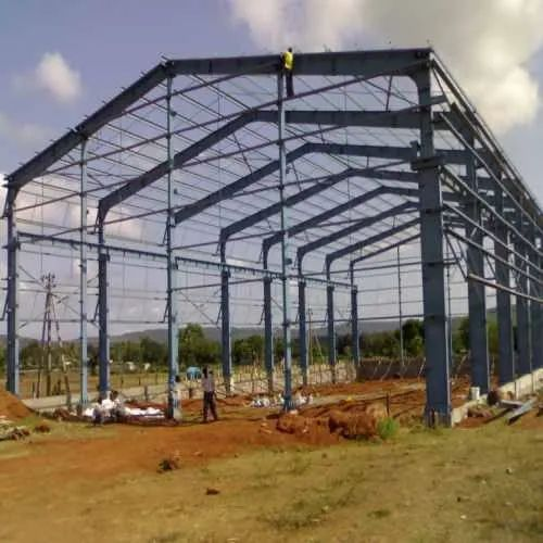 Prefabricated Metal Structure Roof