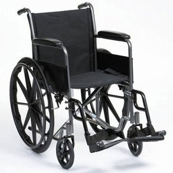 Personal Use Folding Manual Wheelchair