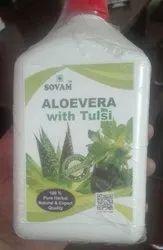 Tulsi Alovera Juice