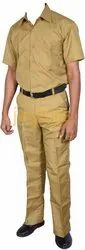 Terrycot Khaki Uniform