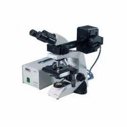 Lx400 FLR 100 Watt Fluorescence Microscope