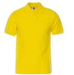 Mens Polo Cotton  T Shirt