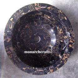 Monarch Crafts Italian Stone Wash Basin / Sink