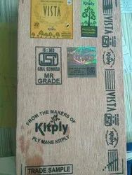 Wooden Furniture Kitply, Grade: Comercial, Thickness: 18mm