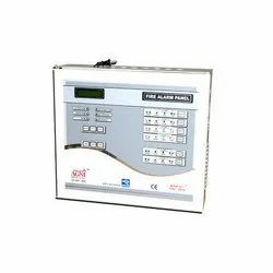 Agni 6 Zone Fire Control Panel, For Industrial