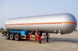 Liquid Propylene Transport Tanker