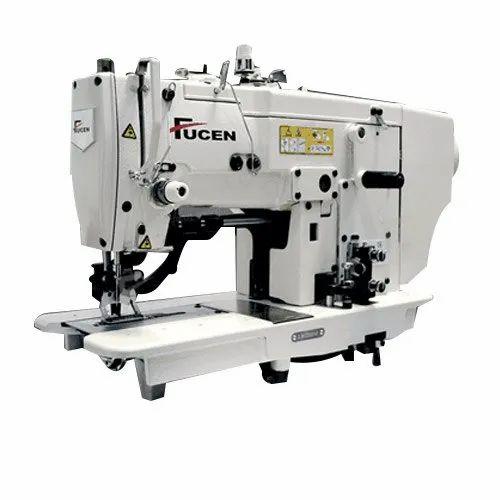 Fucen 781D-Button Hole Lockstitch Sewing Machine