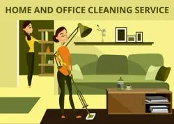 Commercial Office/Home Sanitisation Services, in Delhi Ncr