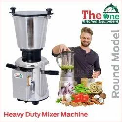 The One Commercial Mixer Grinder, Model: 10 Ltr