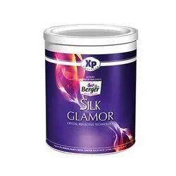 High Gloss Berger Silk Glamor Emulsion Paint, Packaging Type: Bottle, Packaging Size: 1 - 5 L
