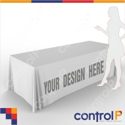 Rectangular Personalize Table Cloth
