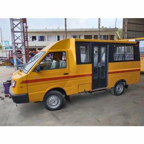 Steel Ashok Leyland School Bus Body Rs 170000 Unit M S Indian