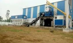 Precast Concrete Batching Plant with Planetary Mixer
