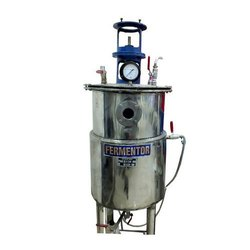 Polished Stainless Steel Fermenter