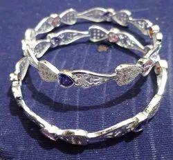 silver bangels