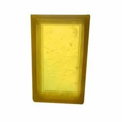 Glossy Finish Rubber Paver Mould