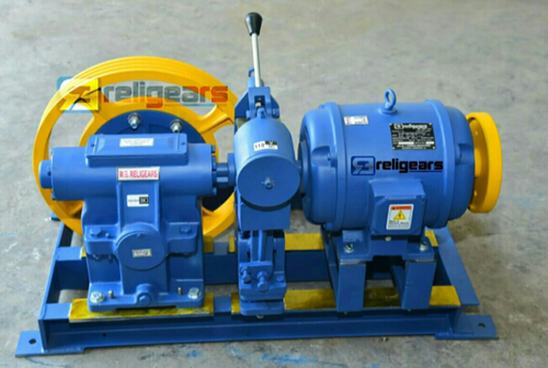 Elevator Gear Upper Traction