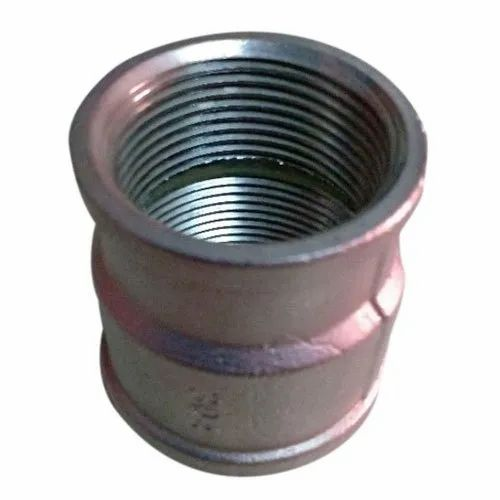 2x1 Inch SS Reducer, Packaging Type: Packet, Loose