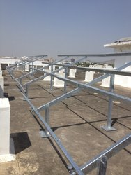 Solar Structure Galvanized Services