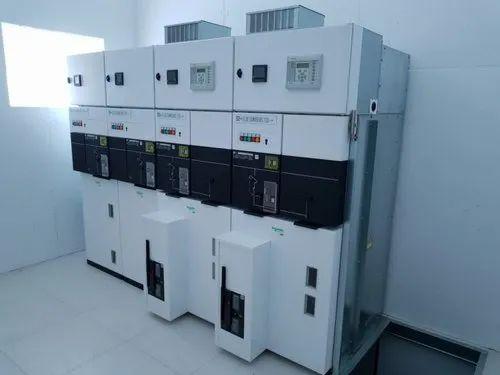 From 400 To 1250 A 36 Kv Schneider Insulated Switchgear SM6-36