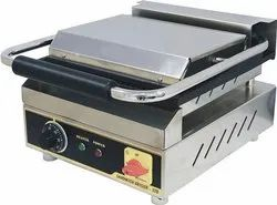 Stainless Steel Sandwich Griller for Cafe & Restaurant, Power: 750 W To 2 Kw
