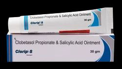 Clobetasol Propionate And Salicylic Acid ( Clorip-s Ointment)