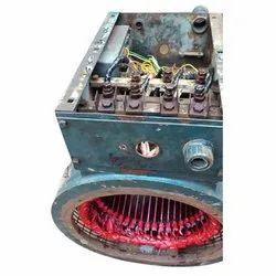 Oven Hauling Alternator Rewinding