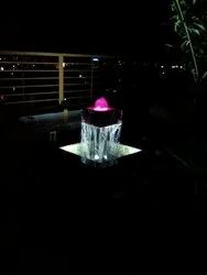 Small Geyser Jet Fountain