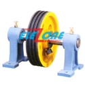 Elezone Stainless Steel(ss) Elevator Diverter Pulley, For Single Grinder Crane, Multi-groove