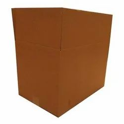 Brown Packaging Corrugated 18 x 12 x 12 Inch 5 Ply Box