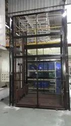 Wire Rope Hoist Goods Lift