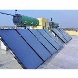 Solar Water Heater 400 LPD FPC Model