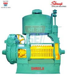 Shreeji Automatic Coconut Oil Mill, Capacity: 5-20 Ton/day