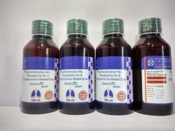 SNIZGO - D Dextromethorphan Hydro Bromide Phenylephrine Hydrochloride for Commercial, Packaging Size: 100 mL