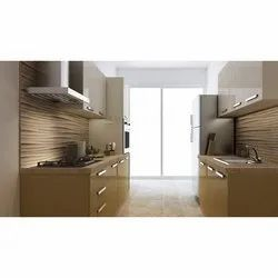 Parallel Modular Kitchen