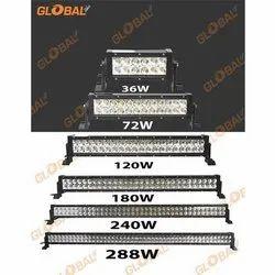 Global Automotive LED Bar Light, 36 to 288 W