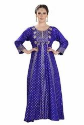 Moroccan Party Dress Evening Gown