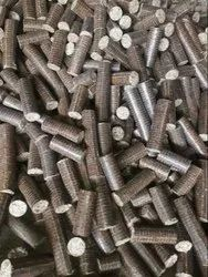 Saw Dust Biomass Briquettes, Thickness: 90 mm
