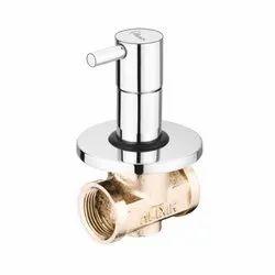 Alixir Brass Flush Cock with Adjustable Flange
